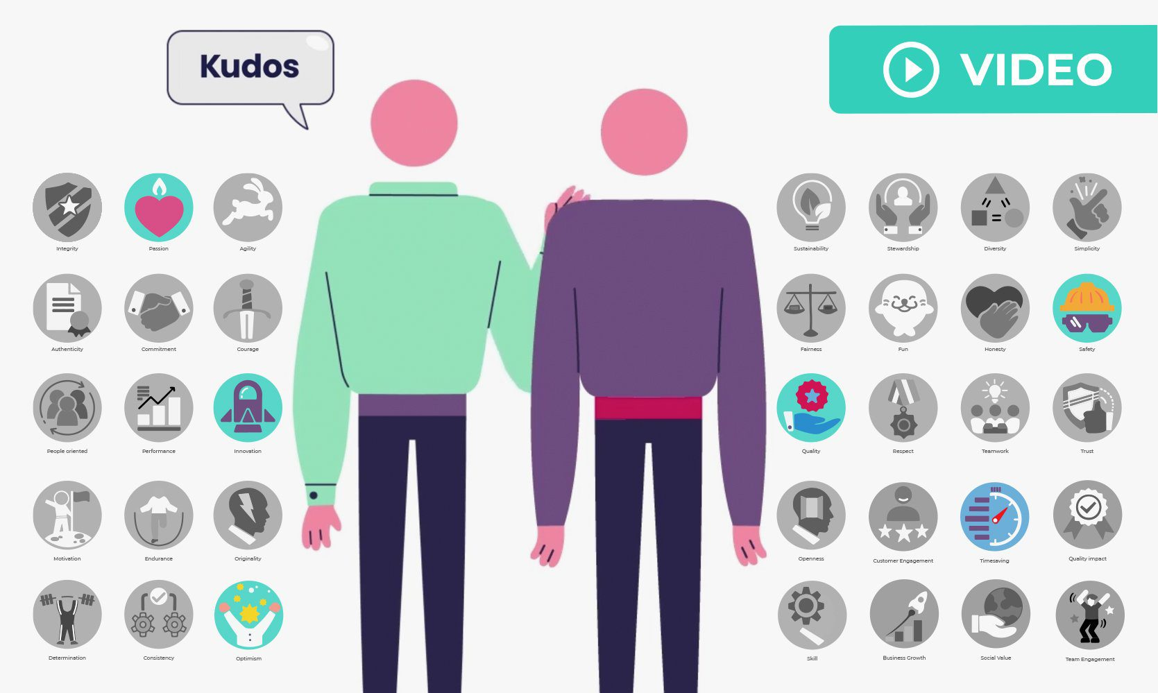 Create a Positive and Friendly Work Environment with Kudos – Here's How