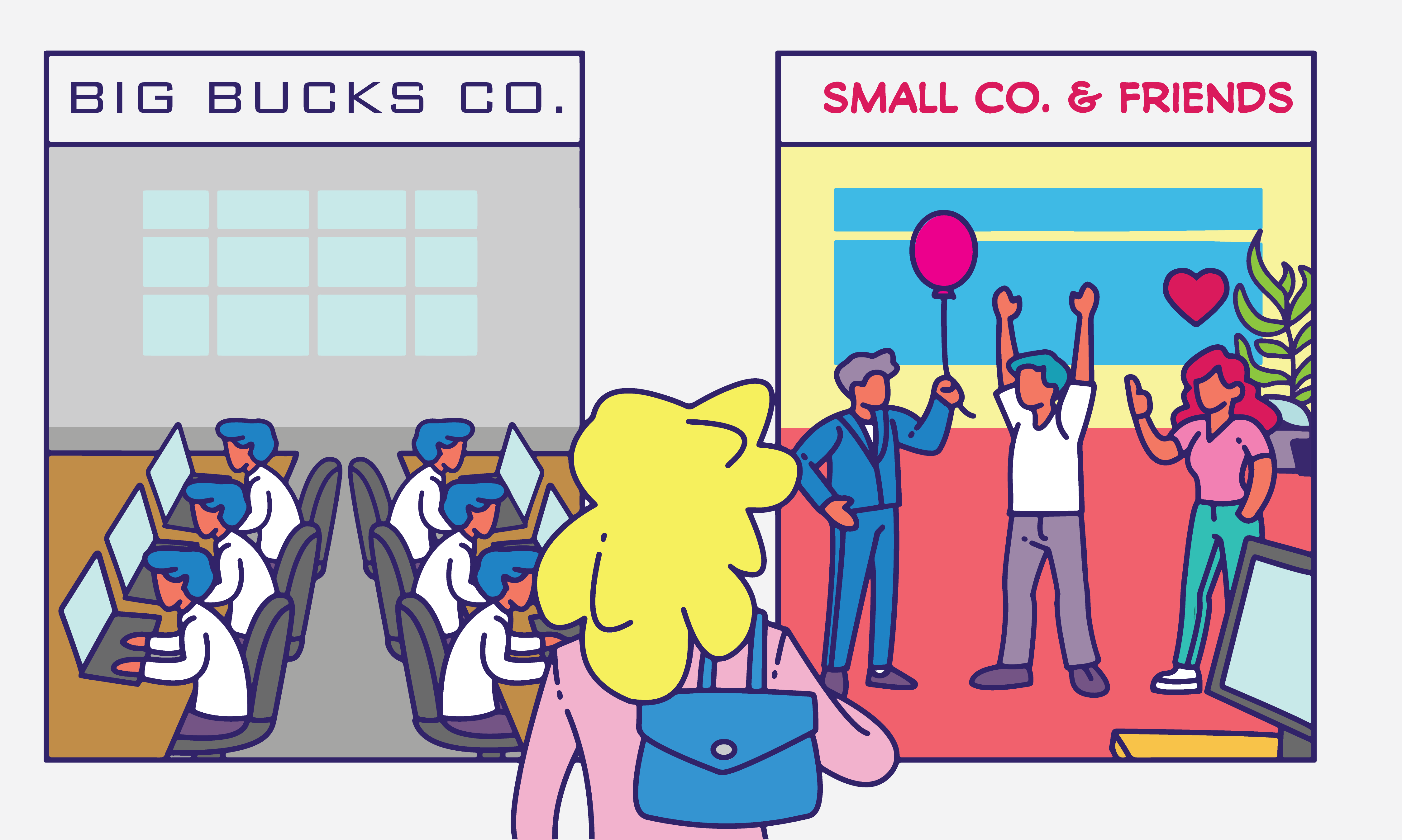 Small Companies Are Big Business for Your Career
